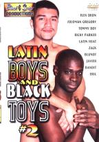 Latin Boys And Black Toys # 2
