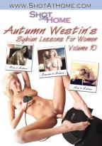 Autumn's Sybian Lessons For Women #  10