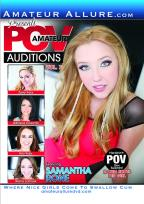Amateur POV Auditions #   7