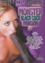 Monster Black Cock Invasion #   2
