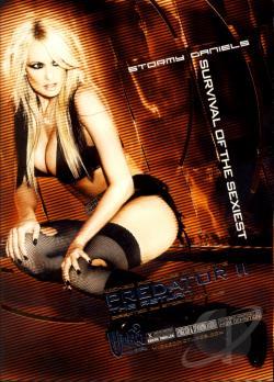 Predator # 2: The Return DVD Cover Art. Large Front