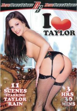 I Love Taylor Rain