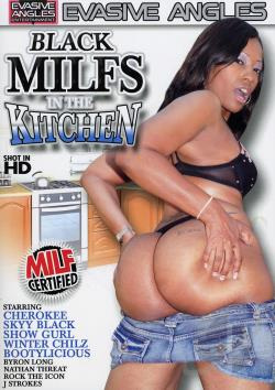 Black Milfs in the Kitchen