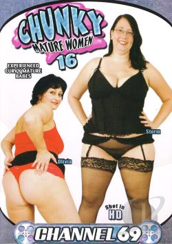 Chunky Mature Women # 16 DVD Cover Art. Large Front Large Back