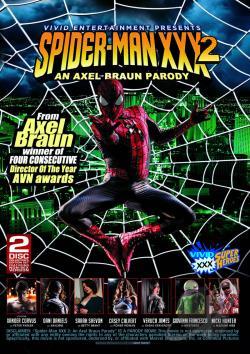 Spider-Man XXX # 2: An Axel Braun Parody