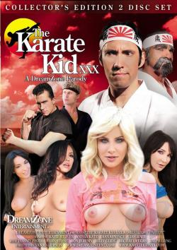 The Karate Kid XXX Parody