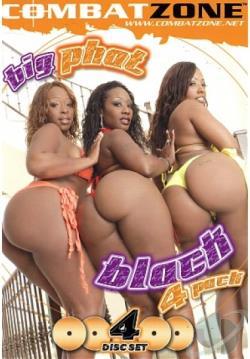 Big Phat Black: 4 Pack Big Phat Black: 4 Pack