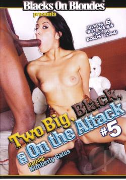 Two Big Black & On The Attack #   5 DVD Cover Art