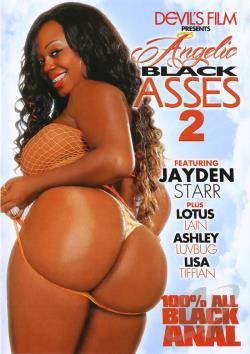 Angelic Black Asses # 2