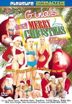 Gina's Very Merry Christmas Orgy Gina's Very Merry Christmas Orgy
