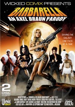 Barbarella XXX – An Axel Braun Parody