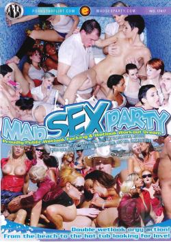 Mad Sex Party: Proudly Public Wetlook Fucking & Wetlook Workout Dream