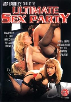 Nina Hartley's Guide To The Ultimate Sex Party