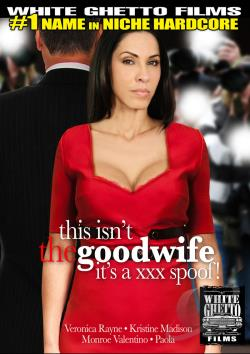 This Isn't The Good Wife It's A XXX Spoof