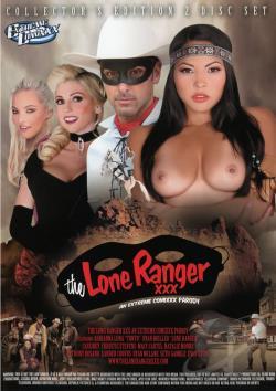 Lone Ranger XXX Parody