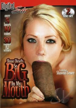 Shane Diesel's So Big In My Mouth