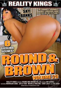 Round & Brown #  20 DVD Cover Art