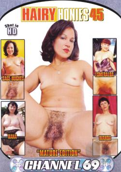 Hairy Honies 45 Mature Edition