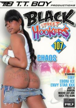 Black Street Hookers # 107