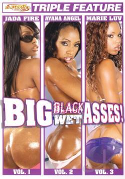 Big Black Wet Asses # 1 - 3: 3 Pack Big Black Wet Asses #   1 - 3: 3 Pack