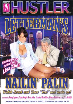 Letterman's Nailin Palin