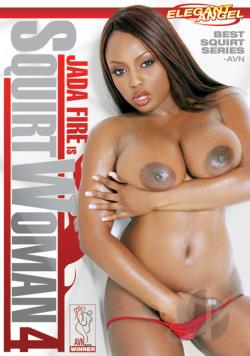 Jada Fire Is SquirtWoman 4