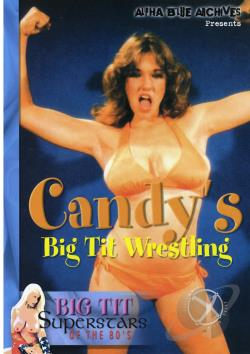 Candy's Big Tit Wrestling