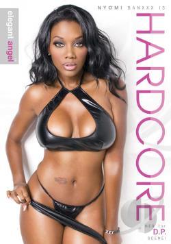 Nyomi Banxxx Is Hardcore DVD Cover Art