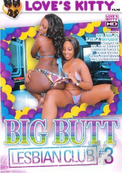 Big Butt Lesbian Club # 3