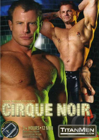 cirque noir dvd gay