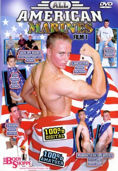 Gay The Body Shoppe All American Marines 23