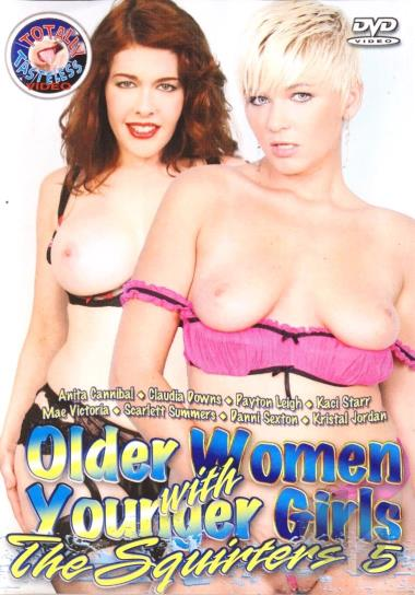 Older Women Squirters 15