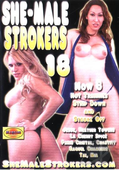 Shemale Strokers Dvd 101