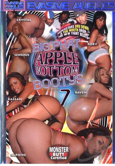 Big Phat Black Apple Booty 7