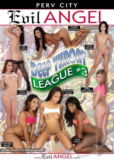 Deep Throat League 3