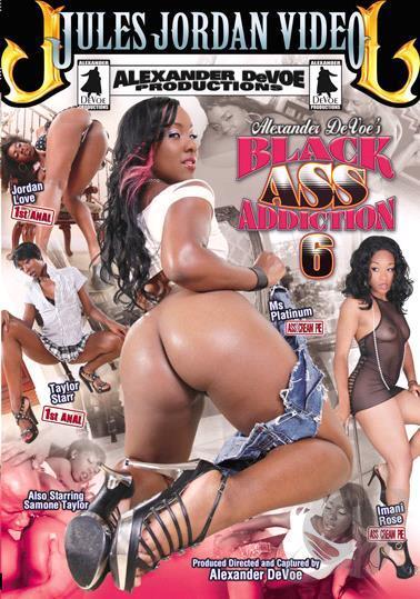 Ass addiction 3 dvd