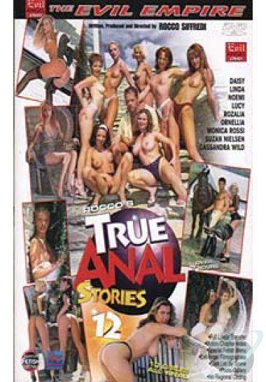 Rocco True Anal Stories Dvd 34