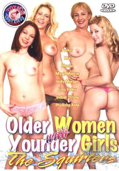 Older Women Squirters 107