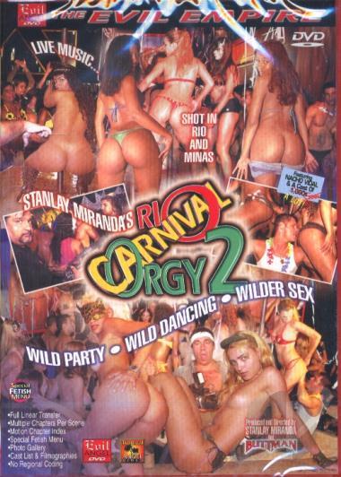 Carnival orgy dvd