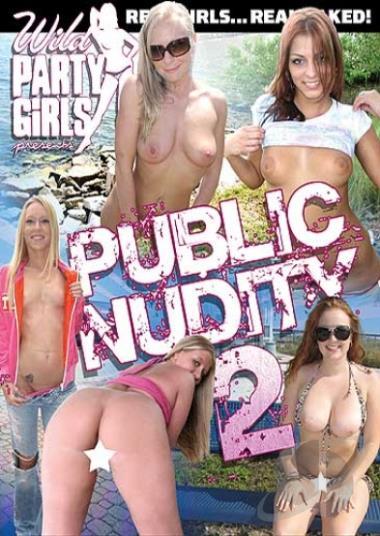 nude in public dvd