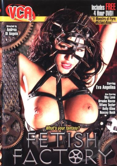 Fetish factory 2 dvd