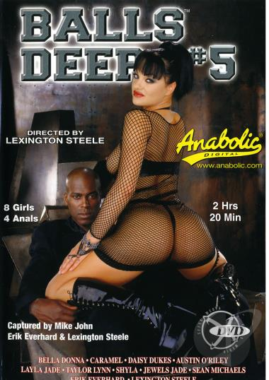 Adult ball deep dvd universe