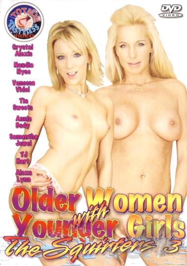 Older Women Squirters 8