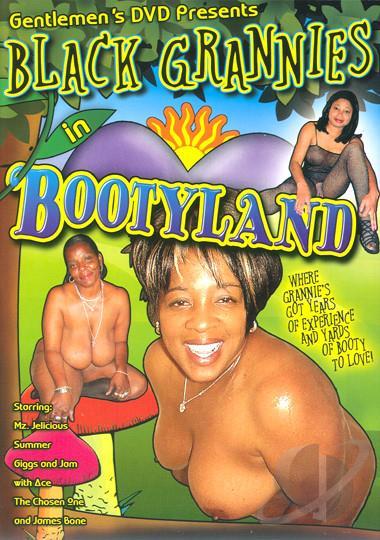Black grannies in bootyland 02 scene 1