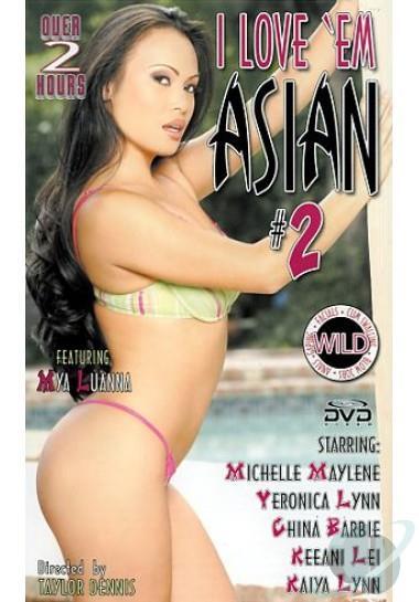 I Love Em Asian 120
