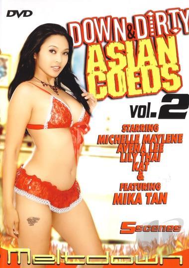 Asian Coeds Dvd 20