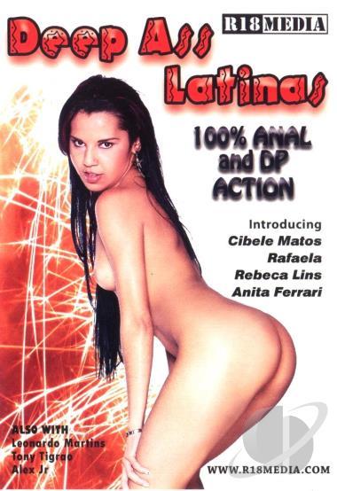 Ass Latinas Dvd