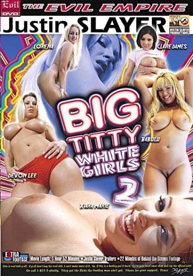 Big Titty White Girls 02 DVD