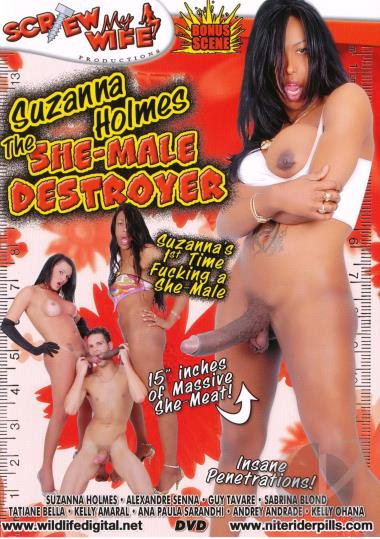 Uncut shemales dvd featuring