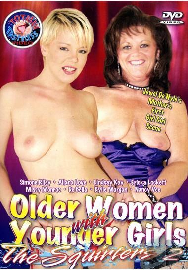 Older Women Squirters 55
